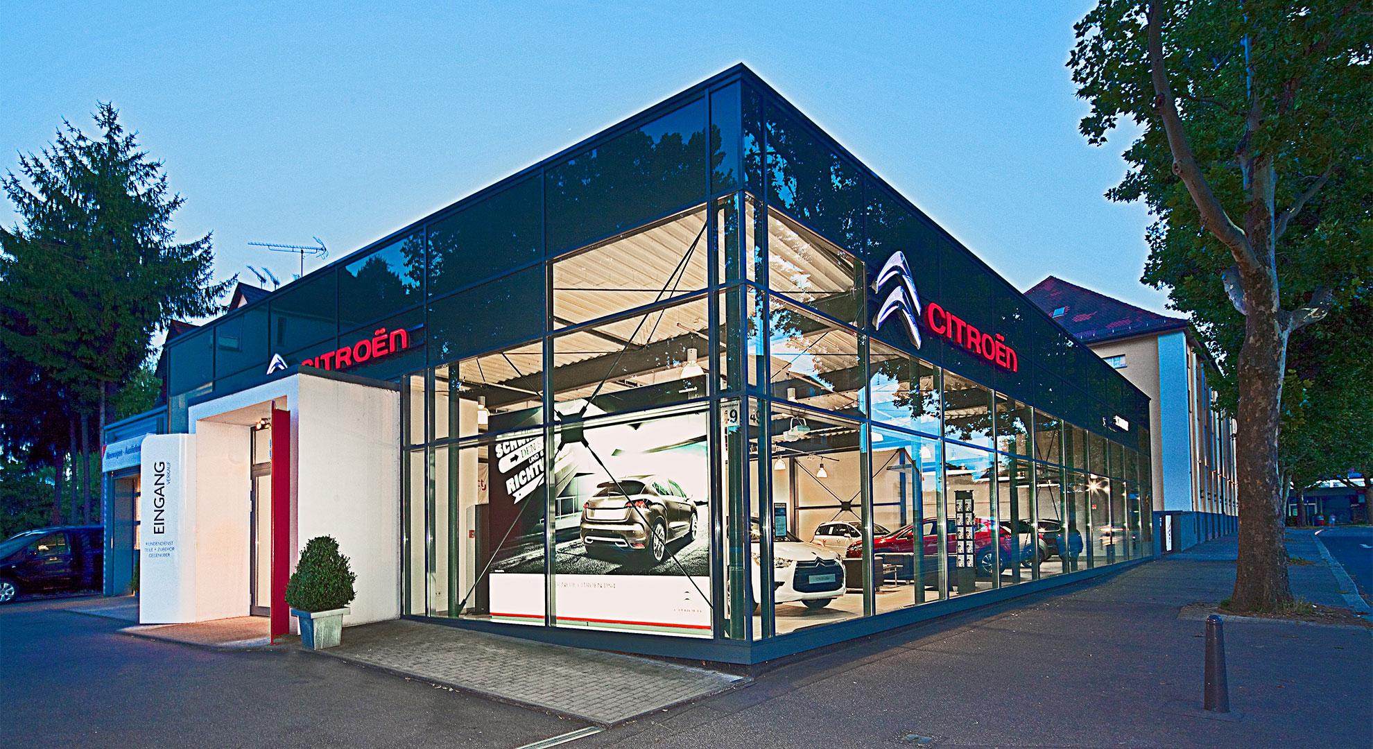 Autohaus Schneider Heilbronn Citroen und Mitsubishi