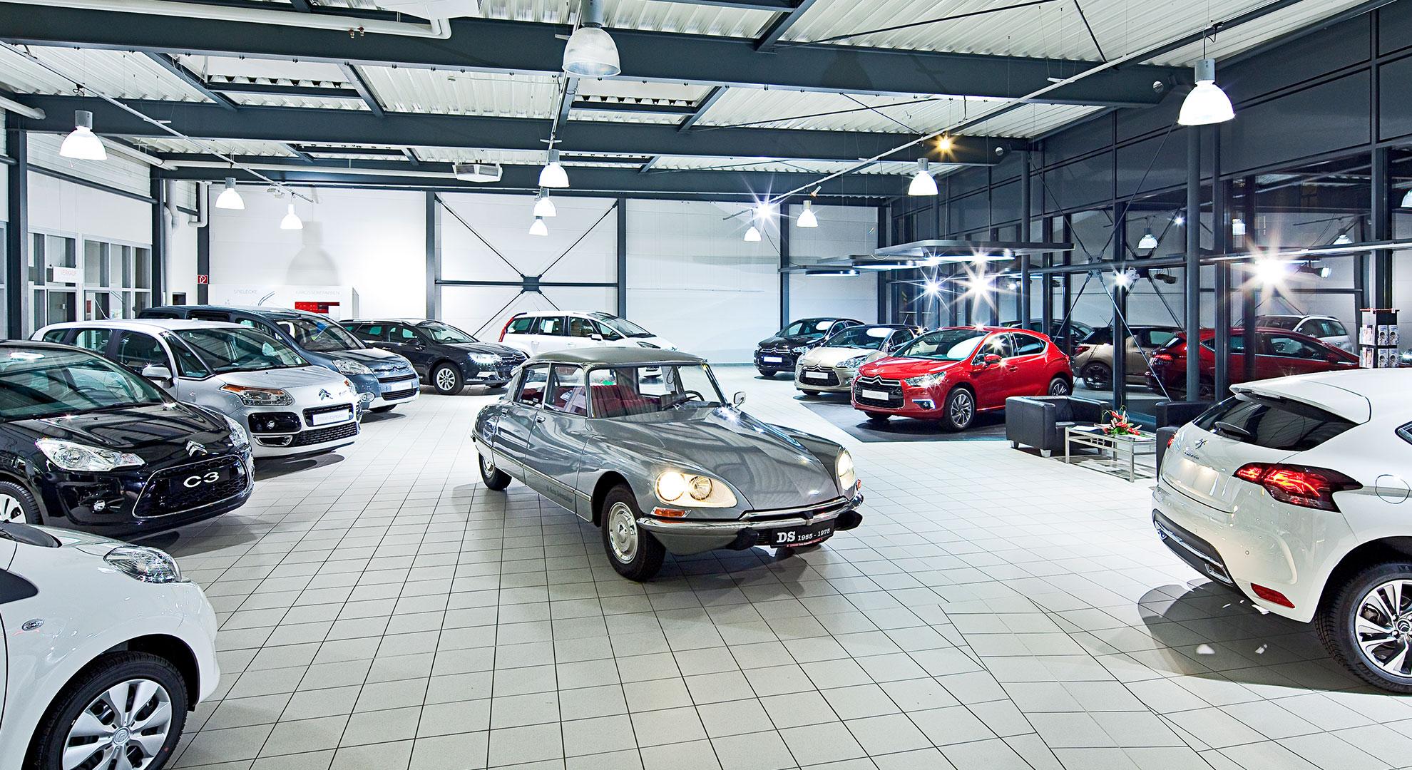 Autohaus Schneider Heilbronn Citroen Mitsubishi
