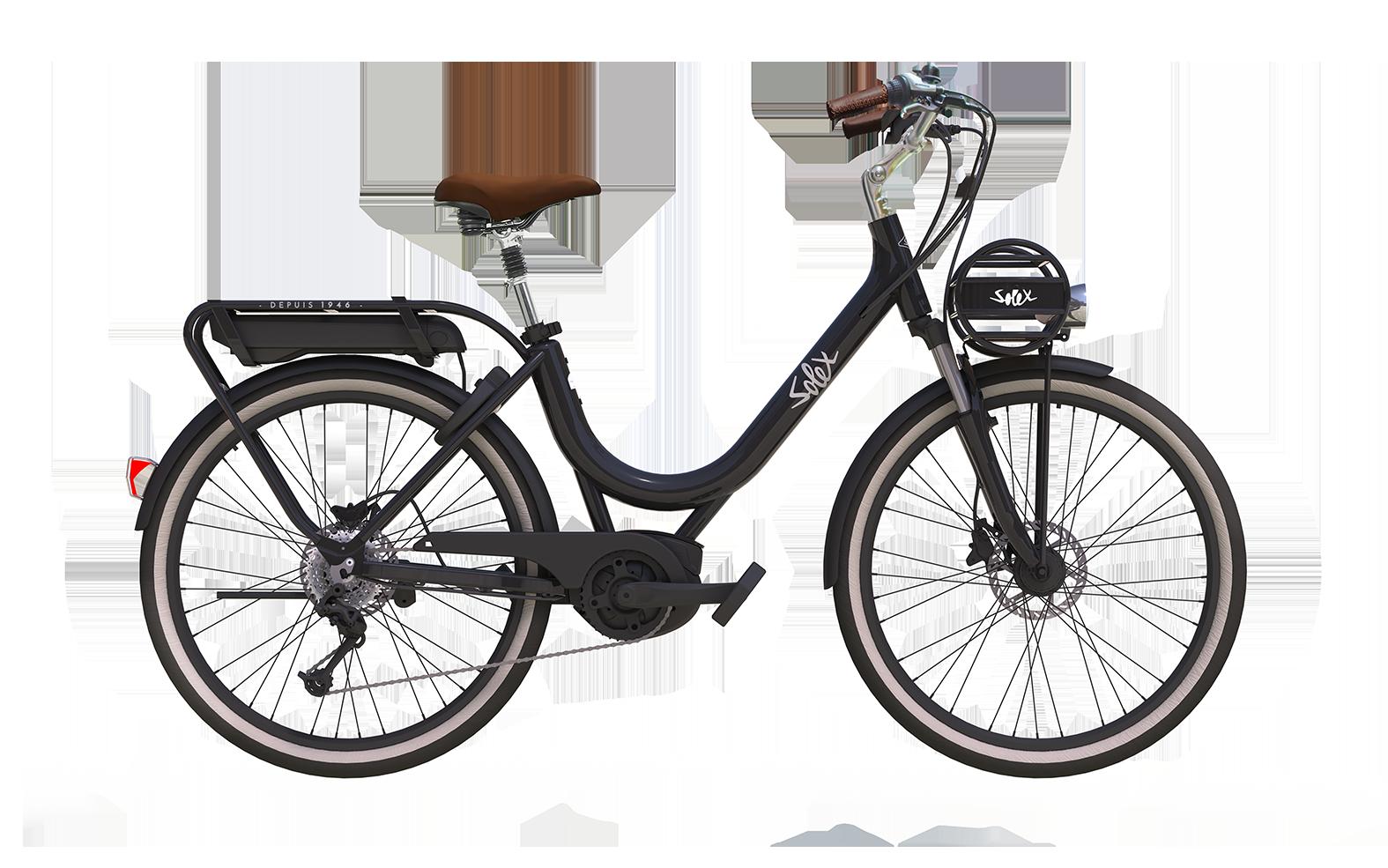 Solex E-Bike Intemporel Infinity NM-PW kaufen Autohaus Schneider Heilbron