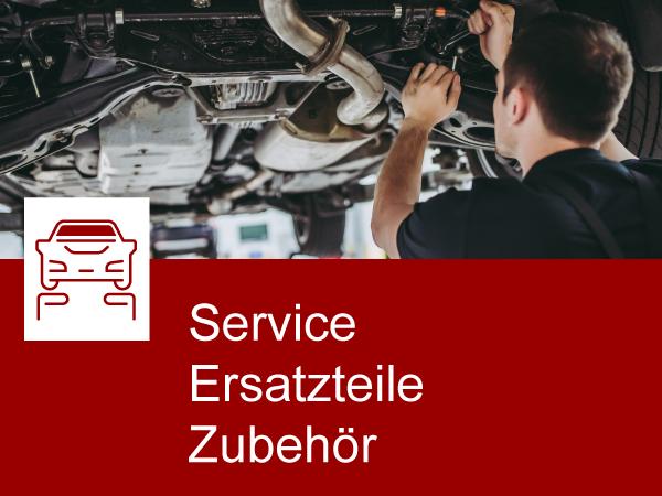 Service, Ersatzteile, Zubehör aller Marken Autohaus Schneider Heilbronn