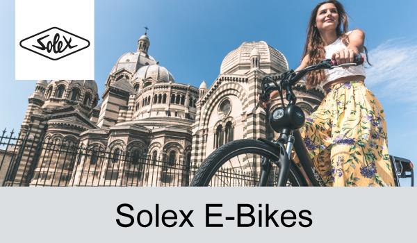 Solex E-Bikes kaufen beim Autohaus Schneider Heilbronn