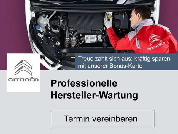 Citroën Hersteller-Wartung Autohaus Schneider Heilbronn
