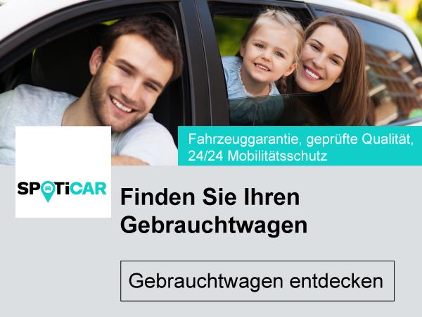 Gebrauchtwagen aller Marken Spoticar bei Autohaus Schneider Heilbronn entdecken